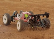 Photos of RC cars in Action